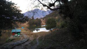 Deorital lake
