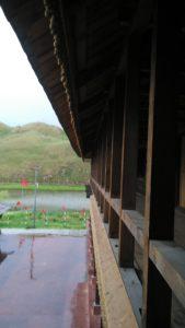 Prashar lake temple