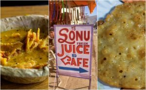 Must have Street food at Pushkar!