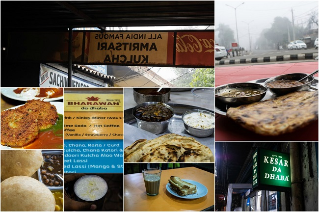 The Great Amritsar Food Trail !