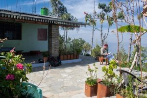 Homestay at Binsar