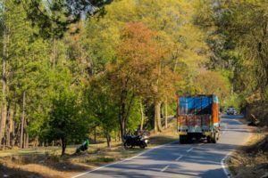Scenes from the roads to Kausani
