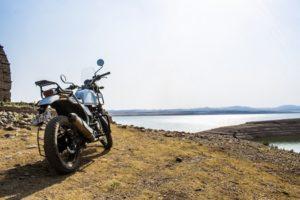Biking to Bathu ki Ladi