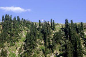 Kareri lake - The Raw Traveller
