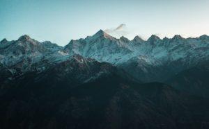 Mountains. Majestic. Mesmerizing.