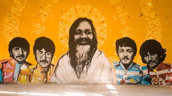 Beatles Ashram