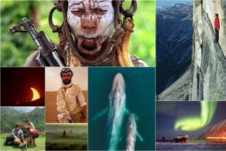 Travel documentaries